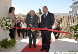 The Minister for Foreign Affairs inaugurates the new Kuwaiti embassy